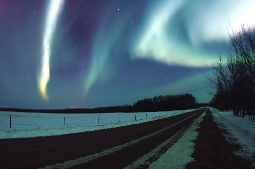 Norther Lights - Magnetism At Work