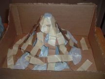 how-to-make-a-volcano-paper-mache-step-5