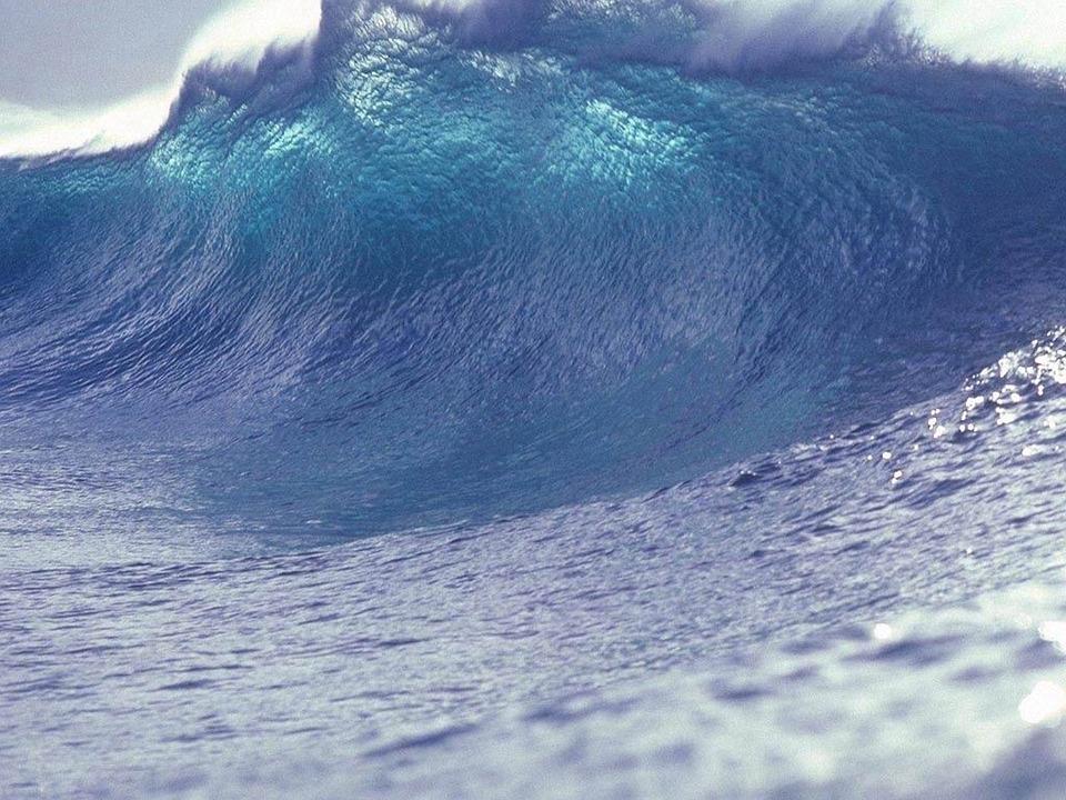Huge Ocean Waves