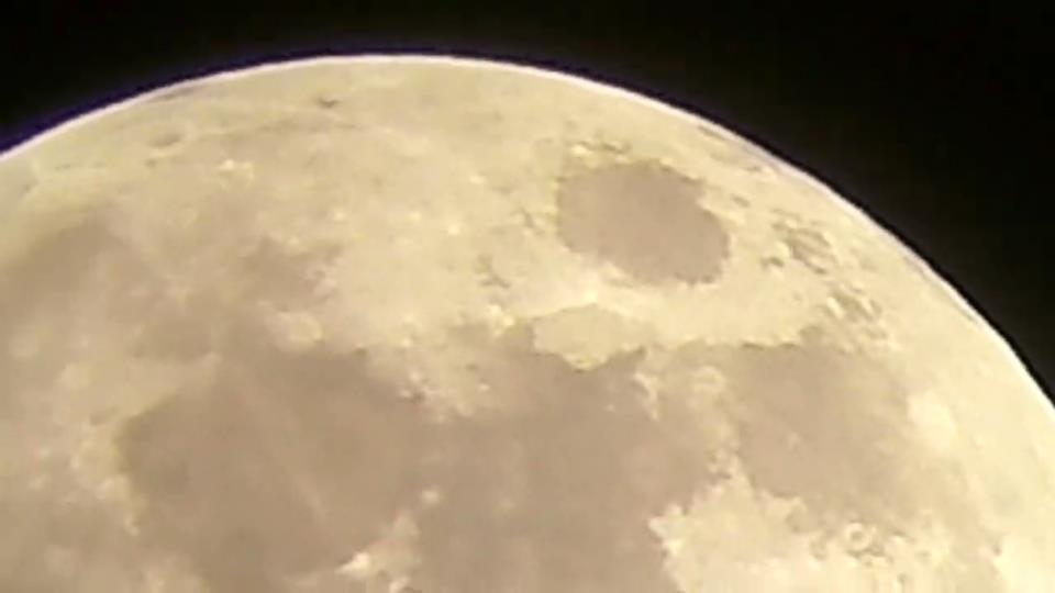 Moon photo by Robbi Drake and Dave Rodgers